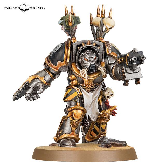 Exterminador Iron Warriors