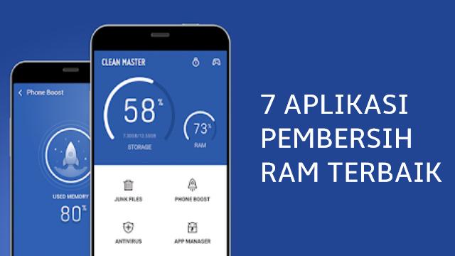 Aplikasi Pembersih RAM Terbaik