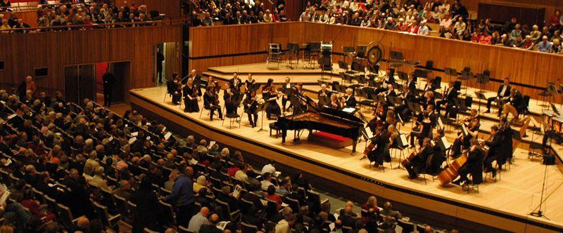 Festival Hall, London