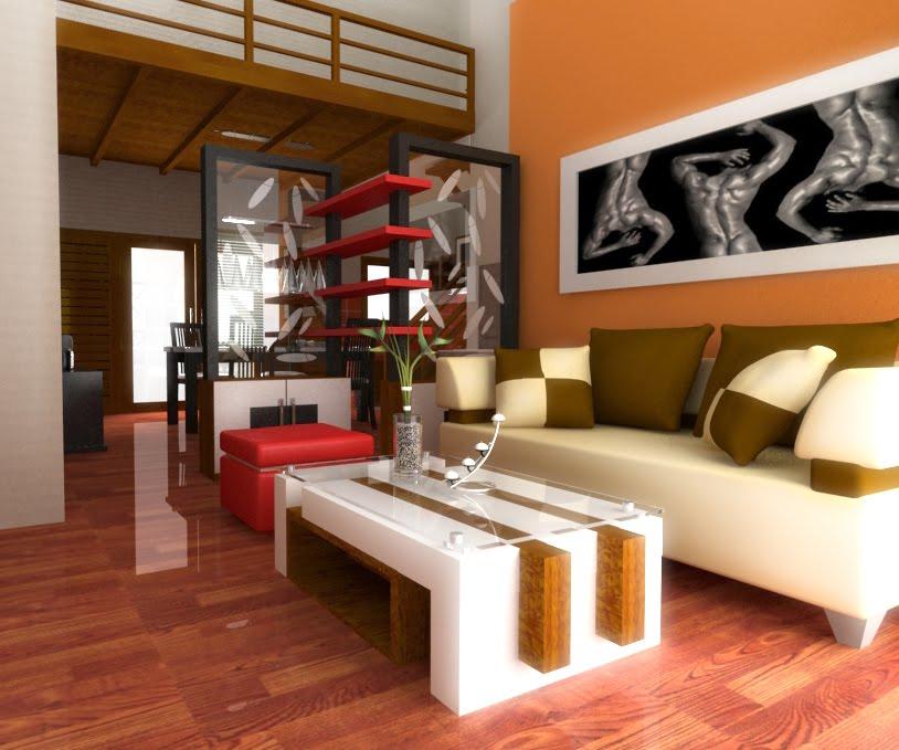 Tampil Perfect Dengan 55 Desain Interior Ruang Tamu Sempit Rumahku
