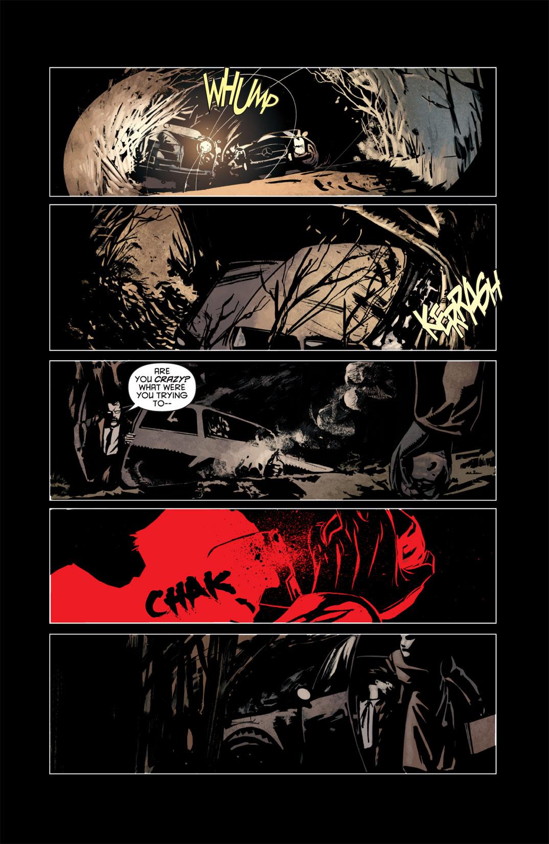 Detective Comics (1937) 850 Page 17