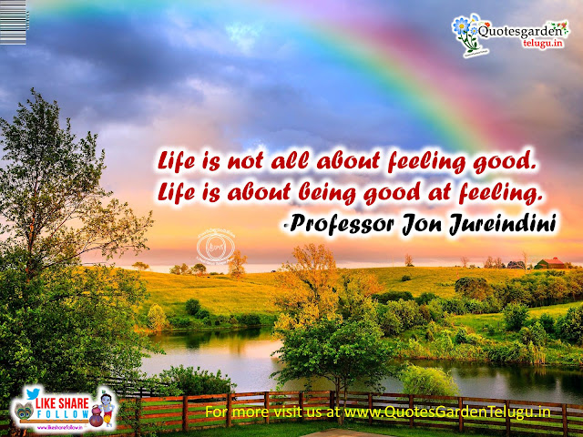 Best inspirational quotes about life-Quotes garden telugu