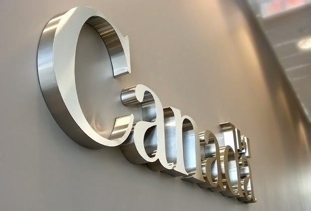 Stainless Steel Letters In United Kingdom Or Britain