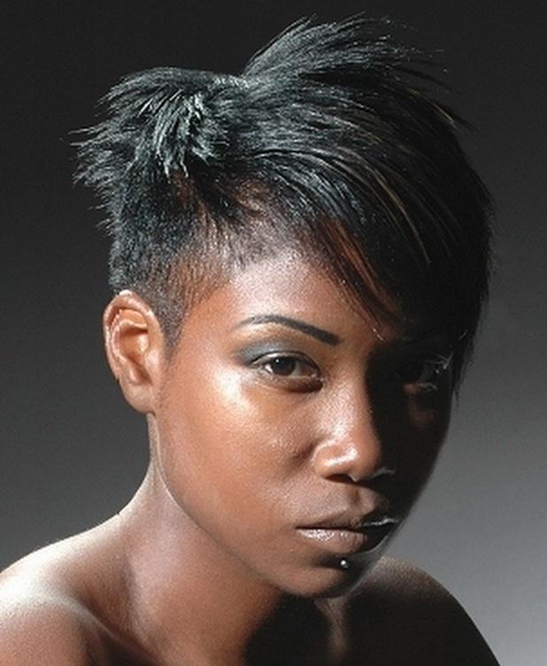 Short Cut Hairstyles for Black Women - Short haircuts 2013 ...