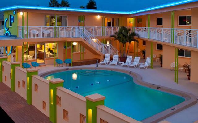 Perbedaan Antara Hotel dan Motel
