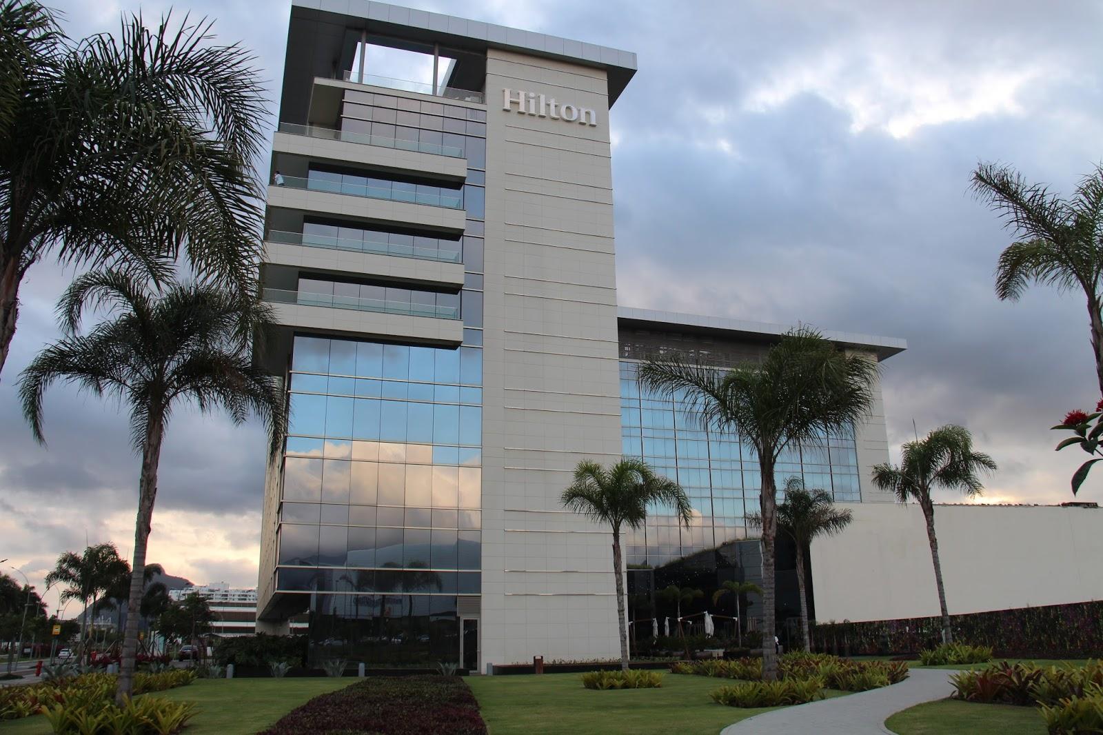 e4d95087e MELHORES HOTÉIS RJ: Hilton Barra Rio de Janeiro | Apaixonados por ...