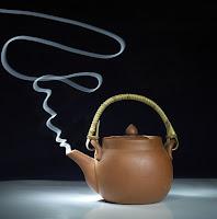 Buvez beaucoup de thé vert