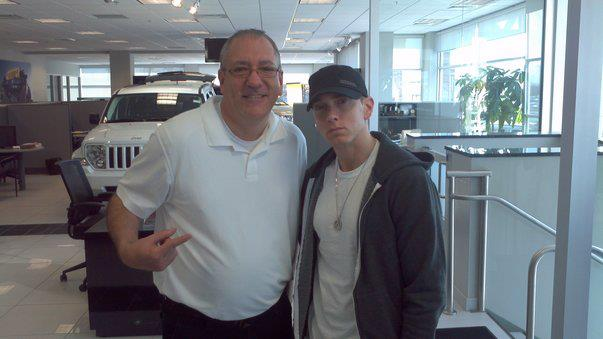 Eminem Picture Thread | The Shady Syndicate