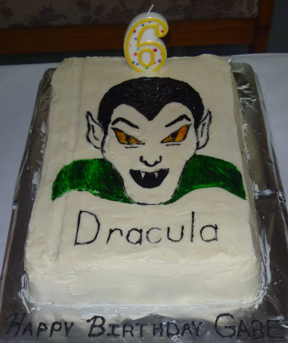 Dragondreamer's Lair: Tasty Tuesday: Happy Happy Birthday