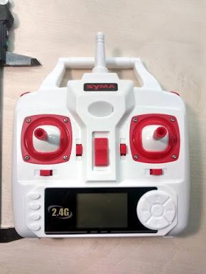 Spesifikasi Drone Syma X5HC - OmahDrones