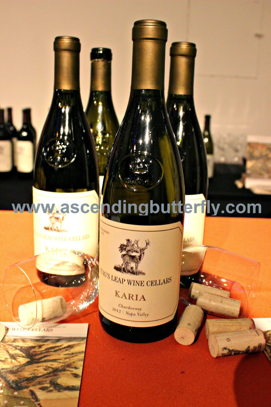 Stag's Leap Wine Cellars Karia Chardonnay Napa Valley The Luxury Review Fall 2014