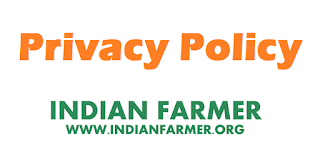 Privacy Policy of Indian Farmer