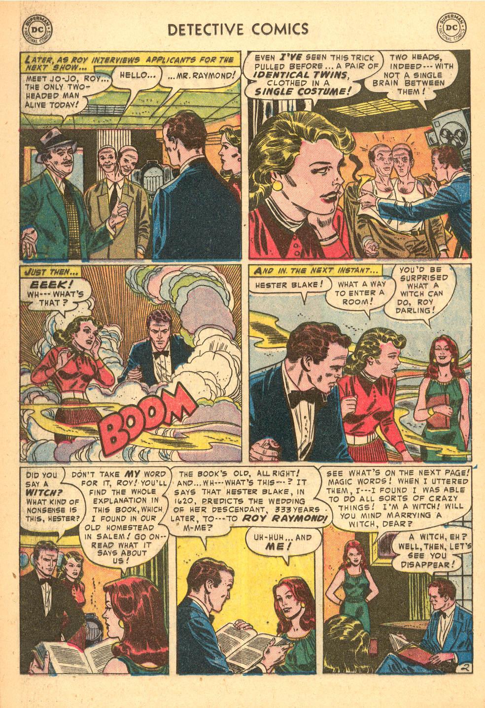 Detective Comics (1937) 199 Page 14