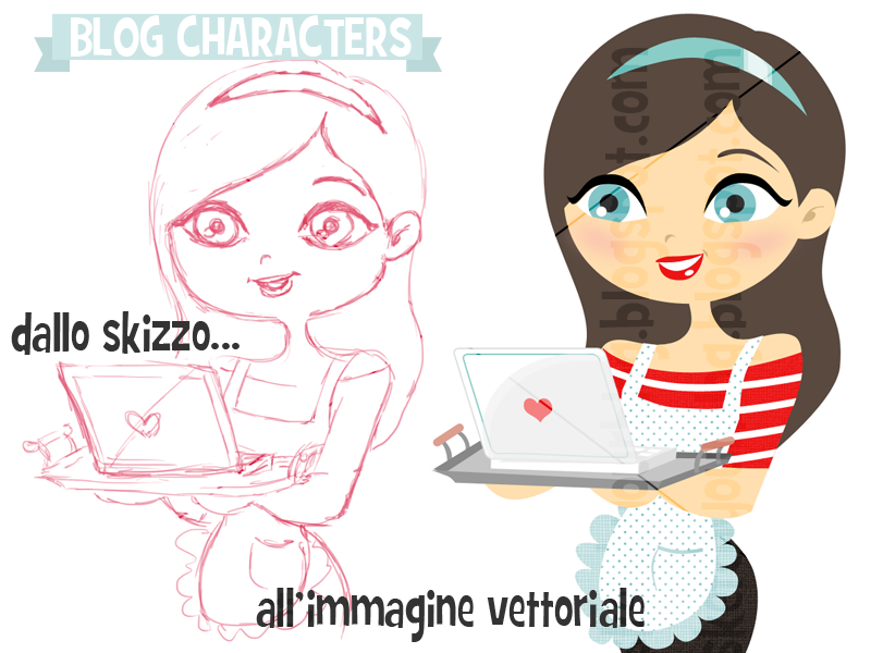 blog characters: le new entries del mio shop
