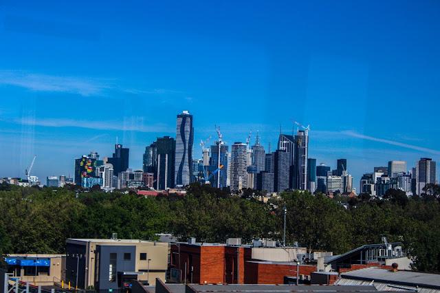 Melbourne City (CBD) @ Victoria, Australia 墨尔本市区 澳洲澳大利亞 維多利亞州