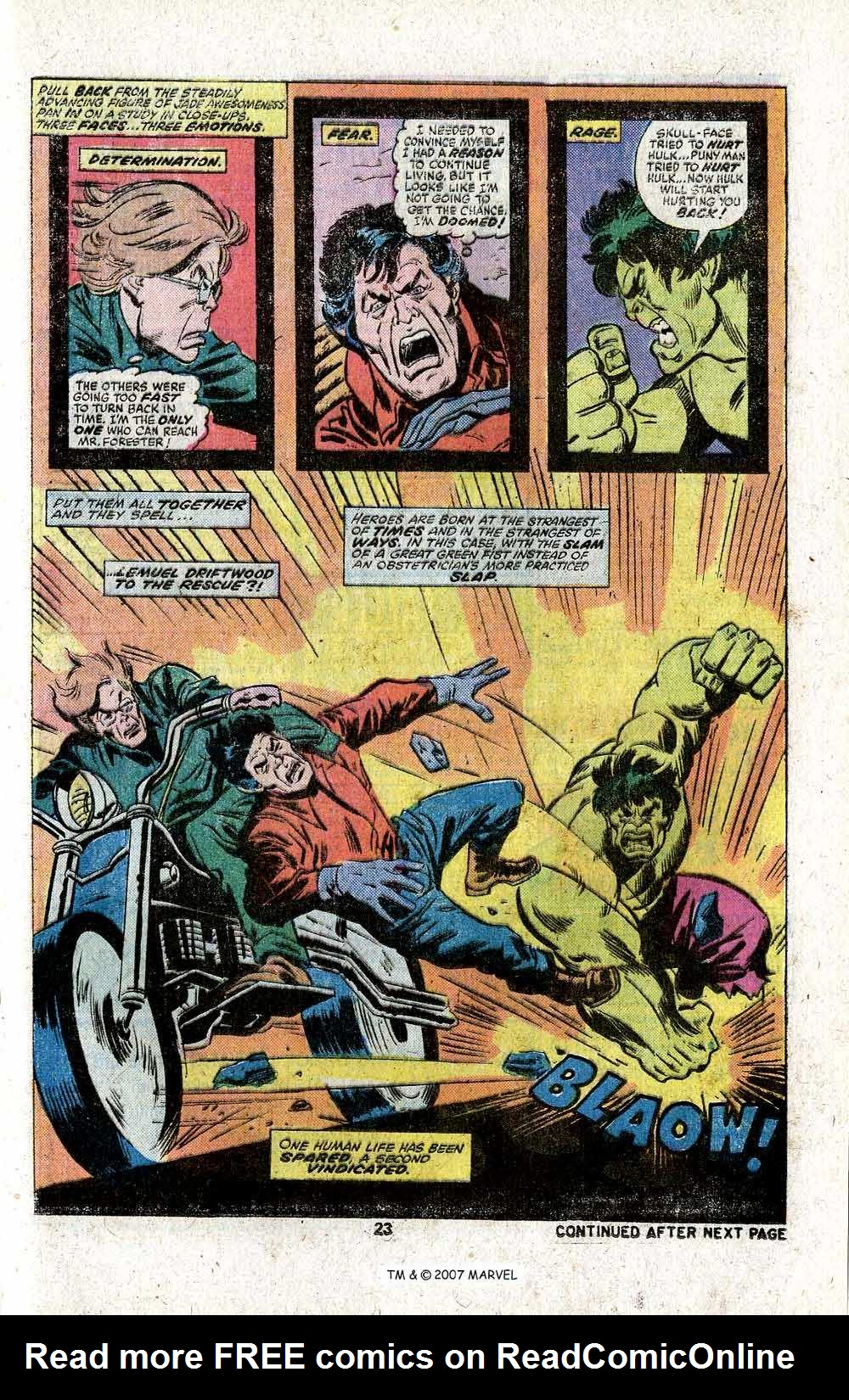 Ghost Rider (1973) Issue #11 #11 - English 25