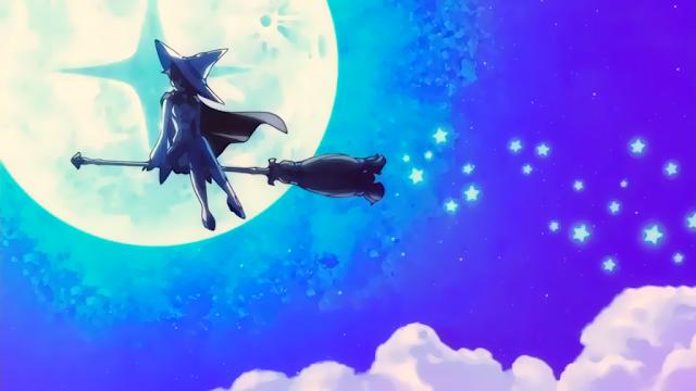 Little Witch Academia (01/01) (259MB) (HDL) (Sub Español) (Mega)