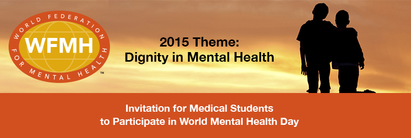 World Mental Health Day Theme 2015