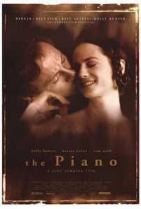 The Piano Poster