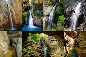 Canyoning at Greece