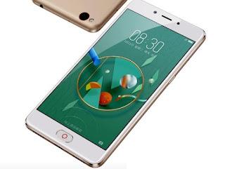 مواصفات و مميزات هاتف زد تي اي ZTE nubia N2