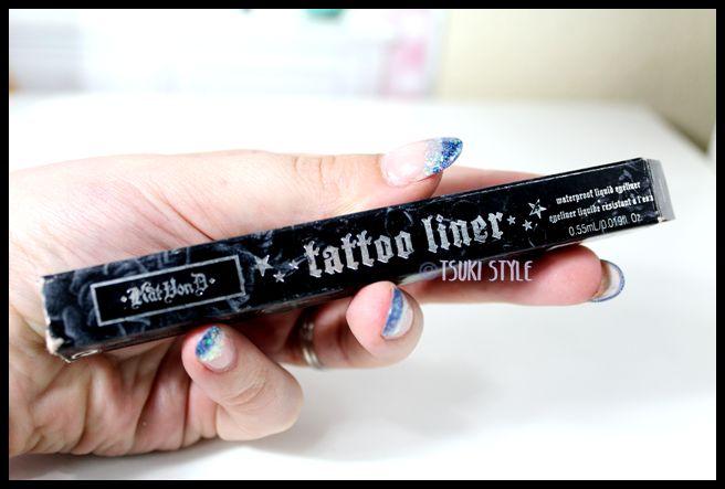 Tattoo liner kat von d