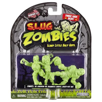 Jakks Toys SLUG Zombies