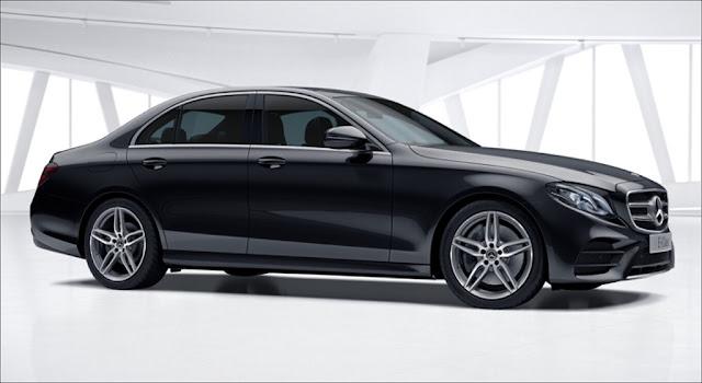 Mercedes E300 AMG 2019 nhập khẩu được thiết kế theo phong cách thể thao, sang trọng