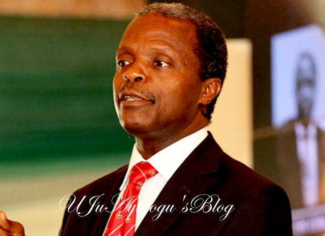 Osinbajo: FG Is Making Efforts To Address Challenges Facing NPF