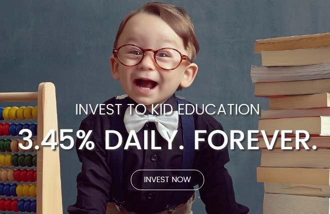 Инвестиционный план Education Solution