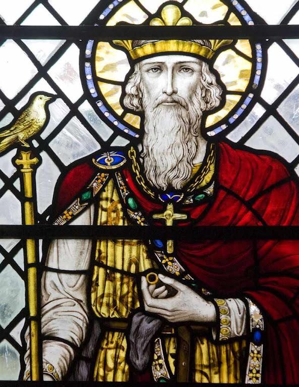 Santo Eduardo III o Confessor, catedral de Newcastle