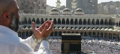 Menjadi tamu Allah SWT ( Ibadah Haji )