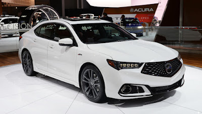 Acura TLX 2018 Review, Specs, Price