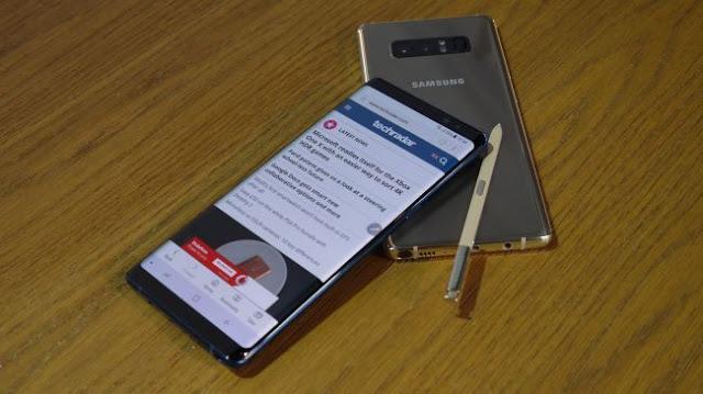 لماذا ينبغي عليك شراء هاتف Note 8 و ليس هاتف iPhone X