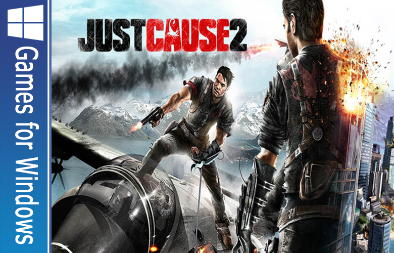 Just Cause 2 Cover www.gamerzidn.com