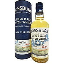 Teaninich - Mossburn Cask Strength No. 4 - 2007 10 year old Whisky