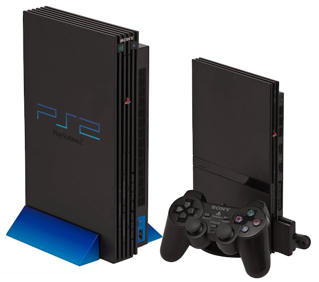 PlayStation 2 and PlayStation Slim