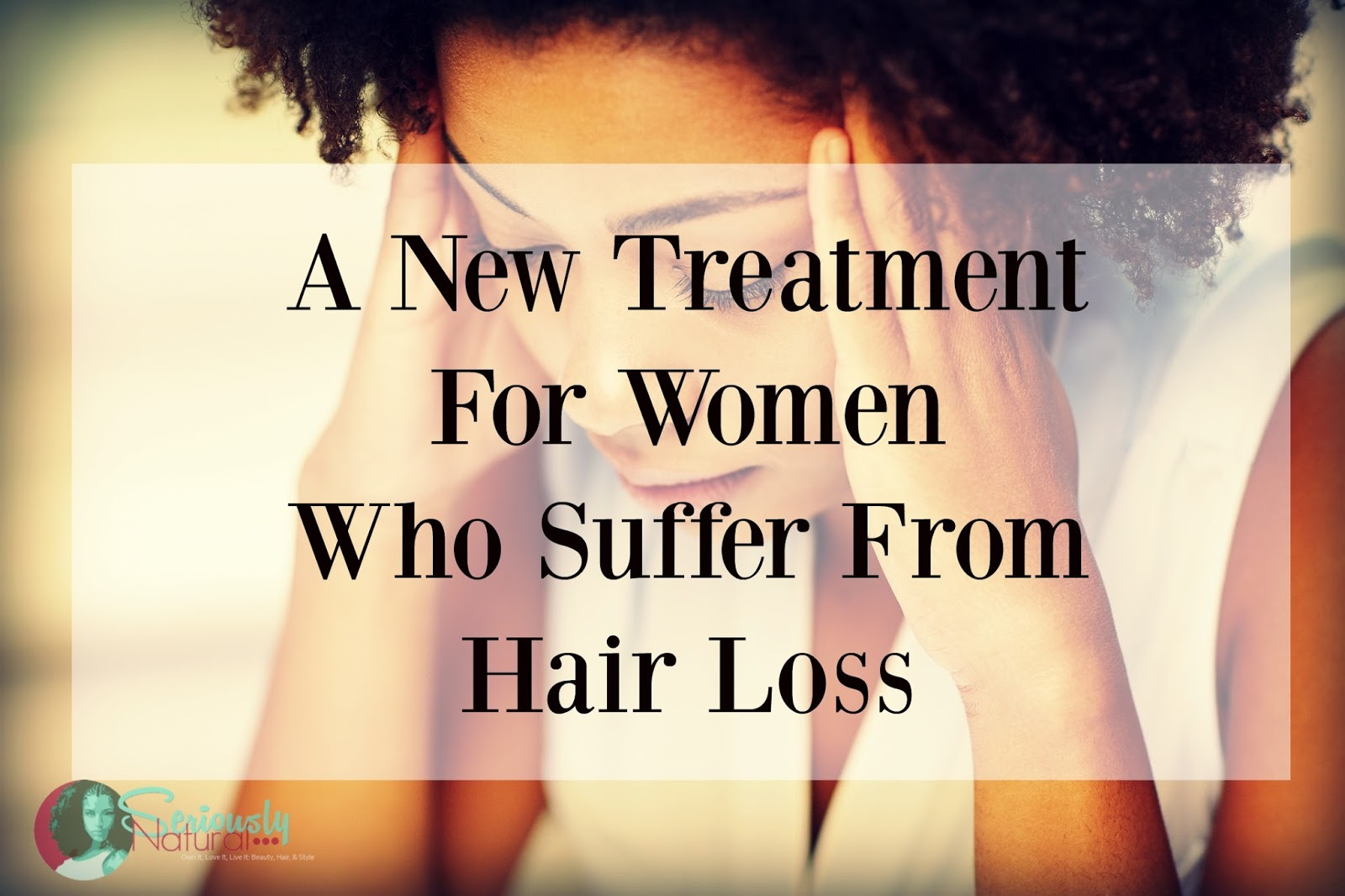 A New Treatment For Women Who Suffer From Hair Loss