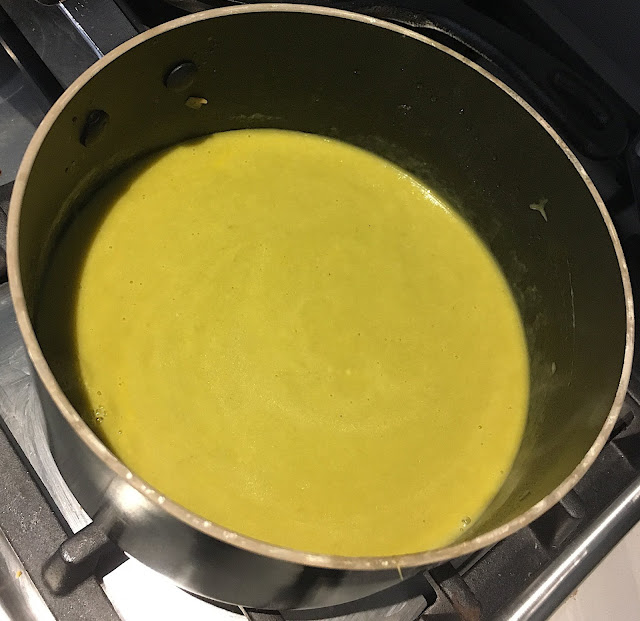 Easy Thai Asparagus Soup Recipe