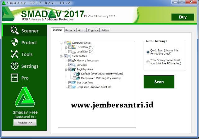 Download Smadav Pro Rev 11.2 Full Free Serial Number Key Terbaru April 2017