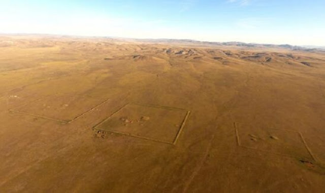 Archaeological excavations at the Khermen Tal site in Arkhangai Province, Mongolia