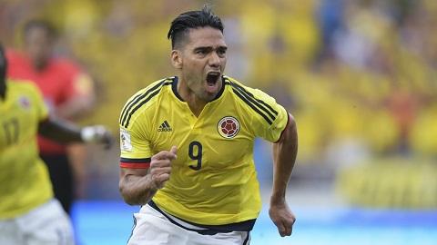 Tiền đạo Radamel Falcao từng được đánh giá cao nhưng không có trong danh sách.