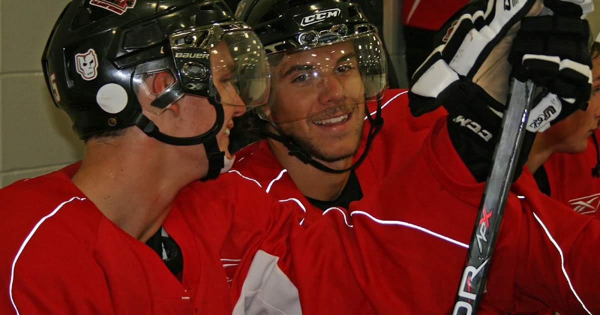 The Hitmen Informant: Sunday Afternoon Main Camp Scrimmage ...