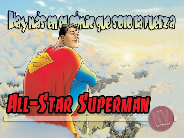 [Recomendación Cómic] All-Star Superman.