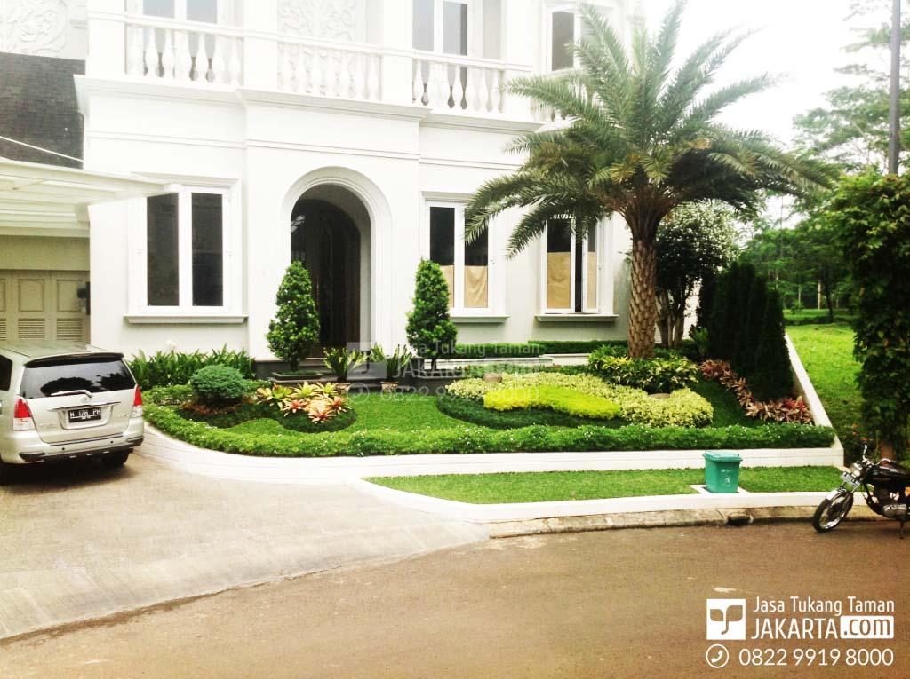 taman miimalis - jasa pembuatan taman rumah minimalis