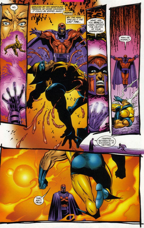 Read online X-Men: Magneto War comic -  Issue # Full - 16