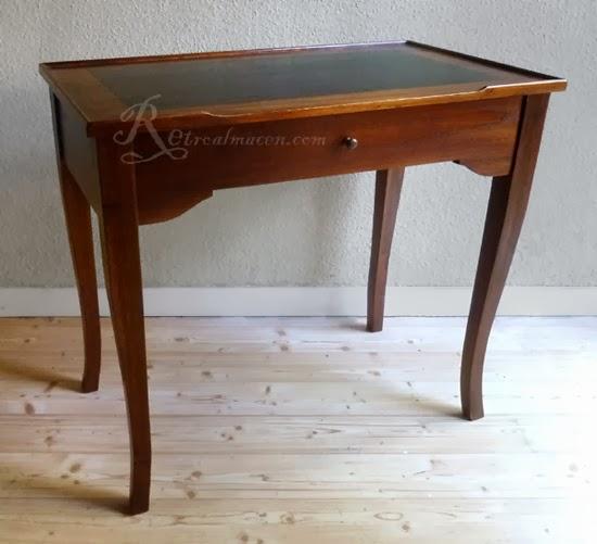 Retroalmacen tienda online de antig edades vintage y for Mesa madera antigua