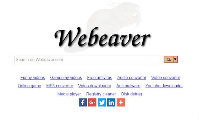 محرك بحث رائع حيث يمكنك للوصول إلى الروابط مباشرة للملفات | webeaver