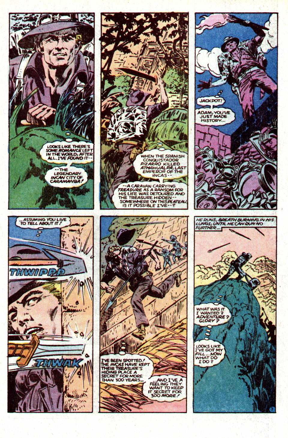 Read online Secret Origins (1986) comic -  Issue #17 - 4