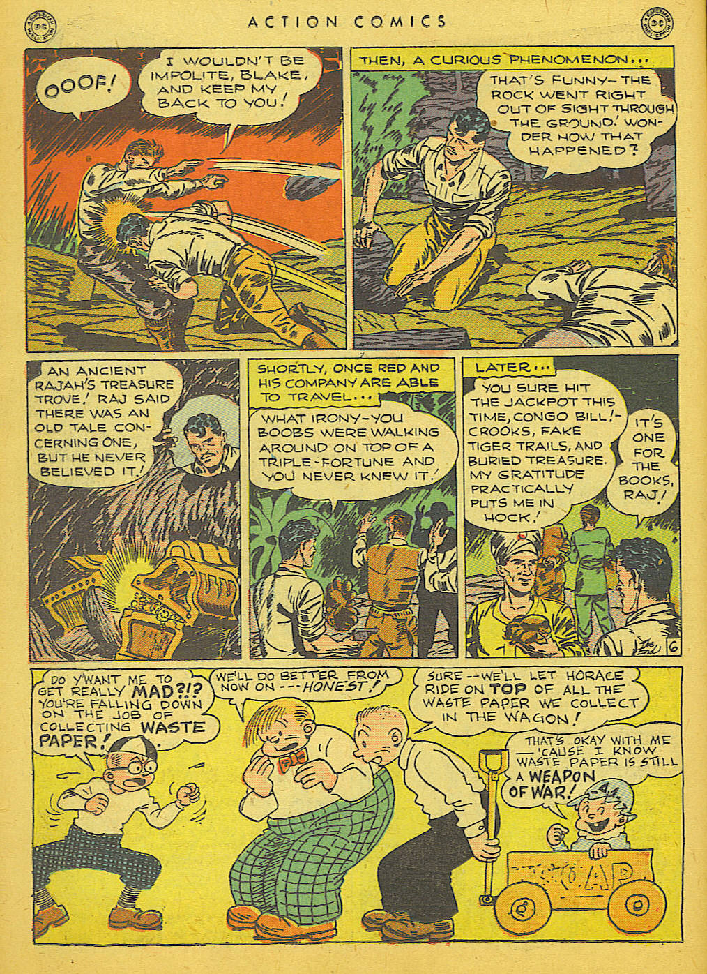 Read online Action Comics (1938) comic -  Issue #86 - 20
